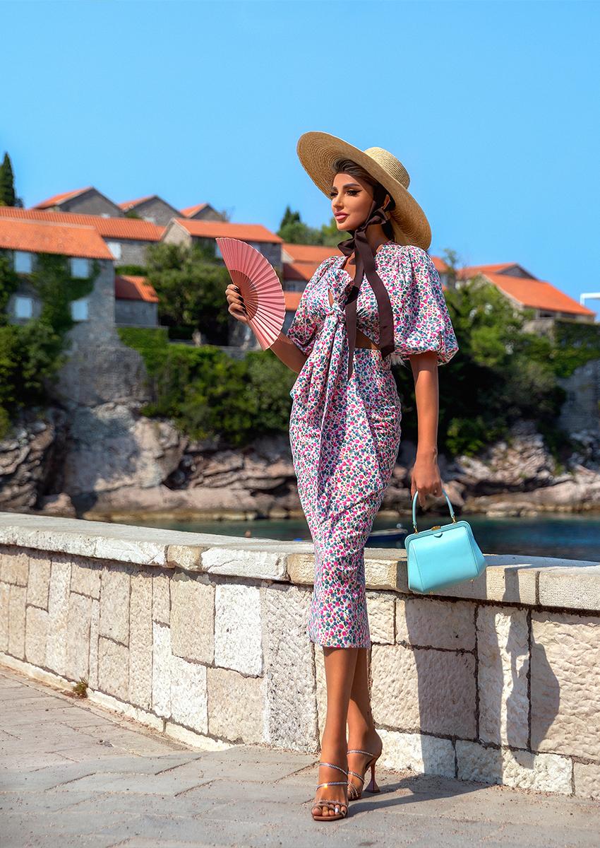 Ольга Сыроватская — о самых красивых местах в Черногории