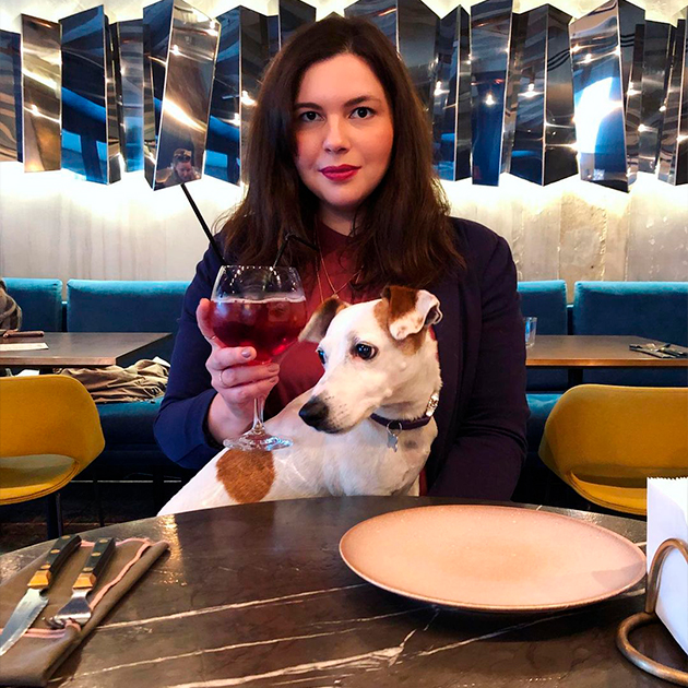 Город: в Москве — 734 бара и кафе, в которые официально можно прийти с питомцем