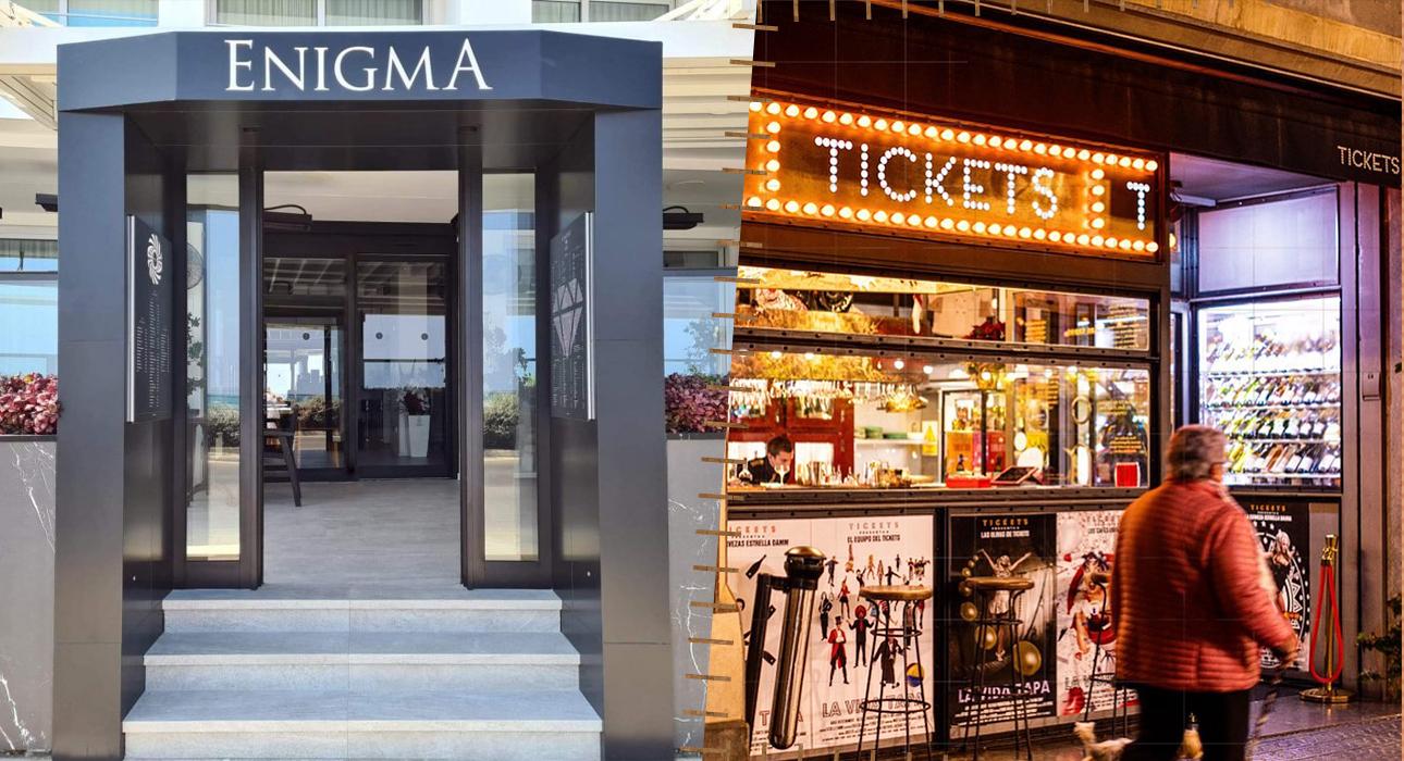 Enigma, Tickets
