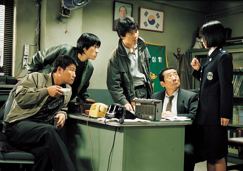 «Воспоминания об убийстве» (режиссер Пон Чжун Хо)