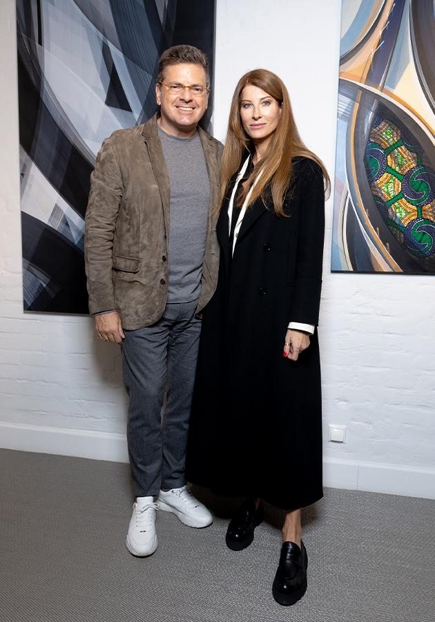 Константин и Ольга Андрикопулос