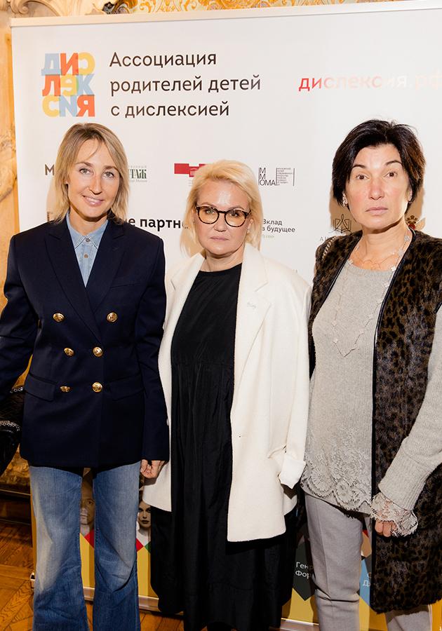 Оксана Бондаренко, Мария Пиотровская, Ирада Зейналова