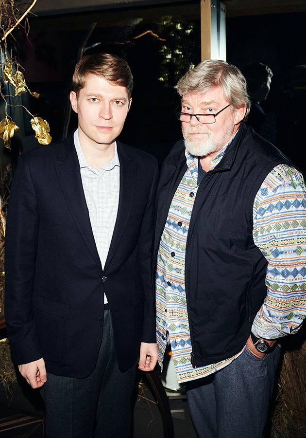 Николай и Константин Ремчуковы