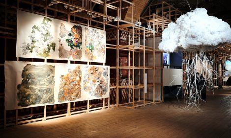 PostaСобытие: выставка Номинантов Премии Анатолия Зверева на«Винзаводе»