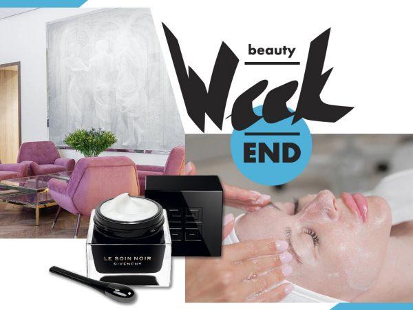 Бьюти-уикенд: выездной сервис салонов «Белый Сад» и«Мильфей» иобновленная линия ухода Givenchy LeSoin Noir