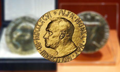 PostaОбщество: лауретами Нобелевской премии мира 2021 года стали журналисты Дмитрий Муратов иМария Ресса