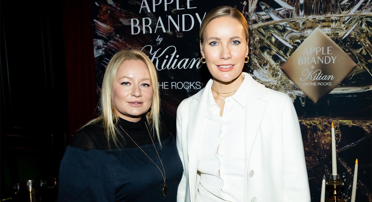 Татьяна Сабуренкова (Posta-Magazine) и Елена Летучая