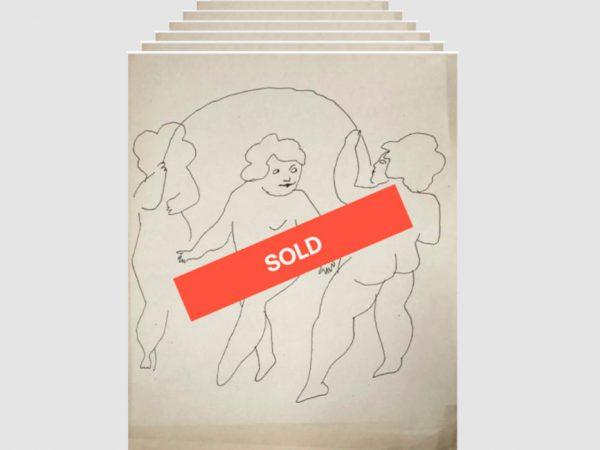 PostaАрт: оригинал эскиза Энди Уорхола продадут за250 долларов— новам может попасться копия
