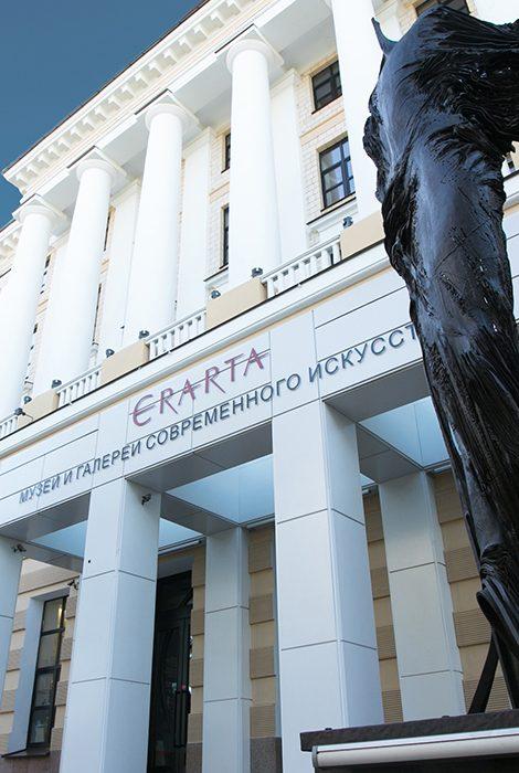 ПитерWeekly: выставка британского фотографа Ника Визи X-Ray Men вМузее Эрарта иужин изсерии Ginza ToEat вресторане «Пряности ирадости»