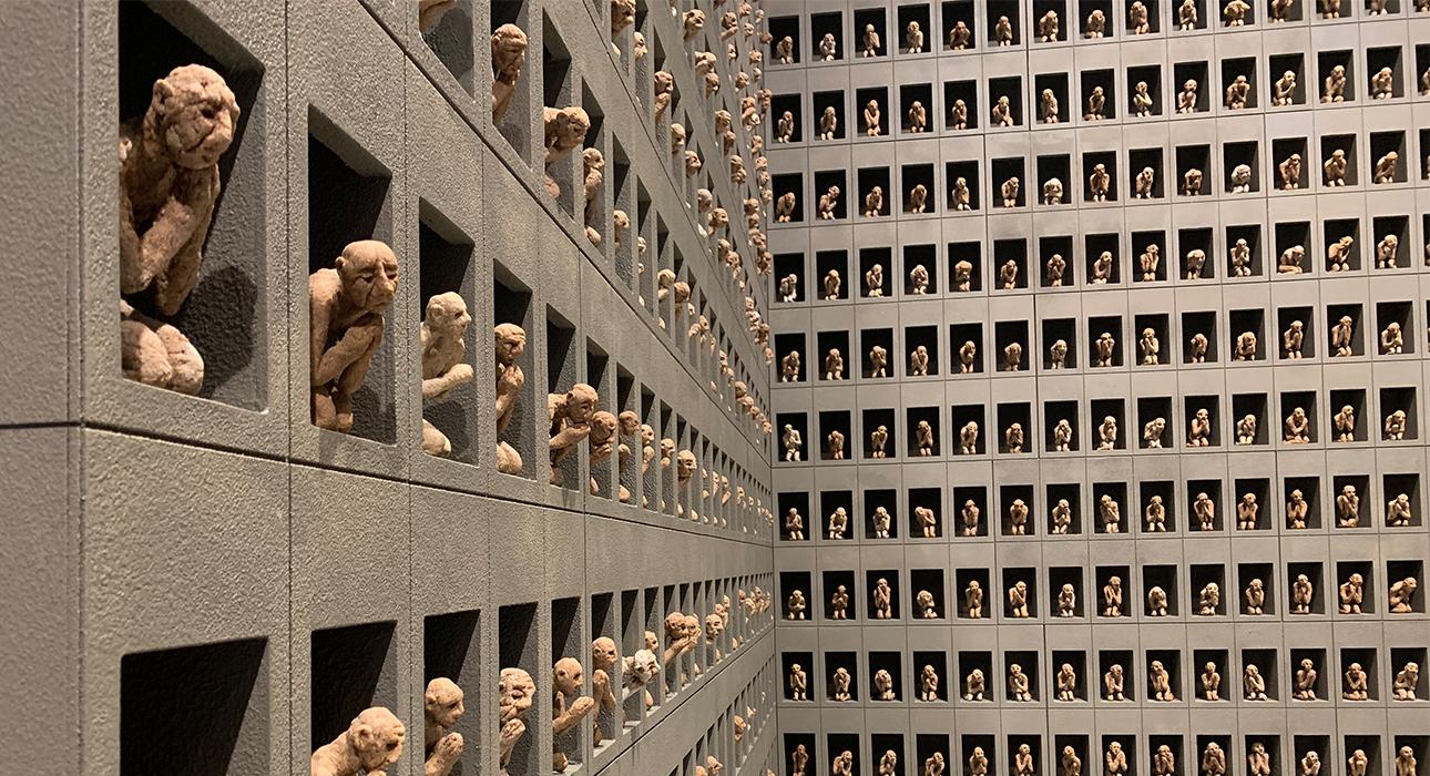 PostaКультура: выставка номинантов 13-й Премии Кандинского в Московском музее современного искусства