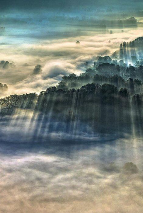 Фото дня: названы победители конкурса The Weather Photographer ofthe Year 2021на лучший снимок погодных явлений