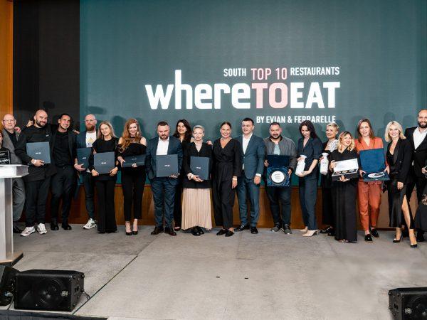 PostaGourmet: объявлены победители ресторанной премии Wheretoeat South 2021