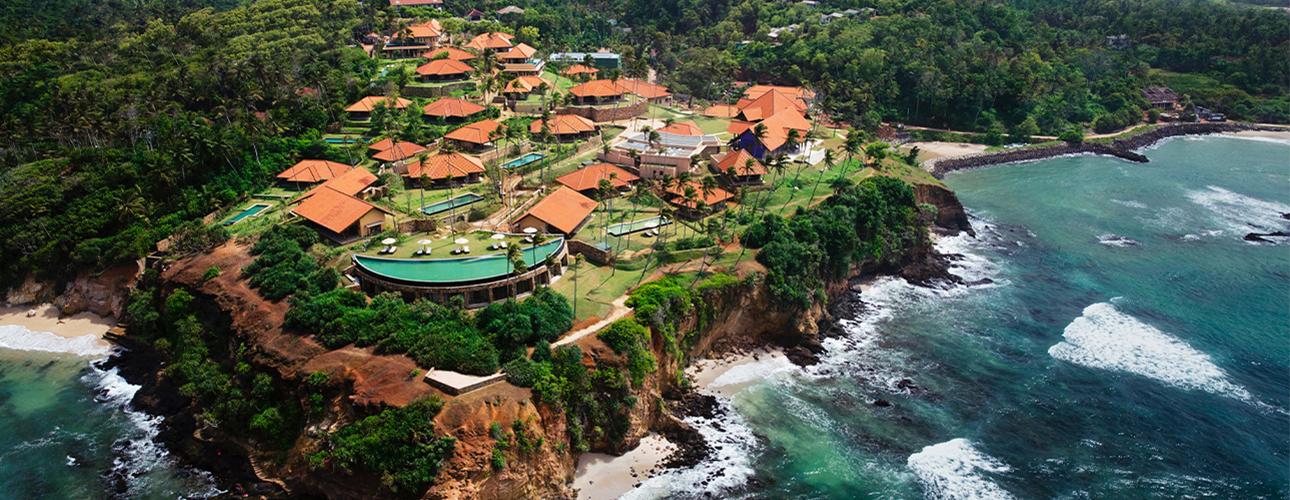 Куда нас пускают: Шри-Ланка— серфинг, пляж ирелакс вотеле Cape Weligama
