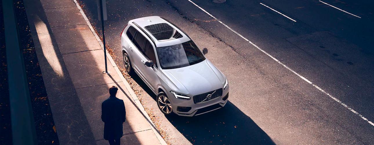Автомобиль поподписке: гибридный Volvo XC90 Recharge