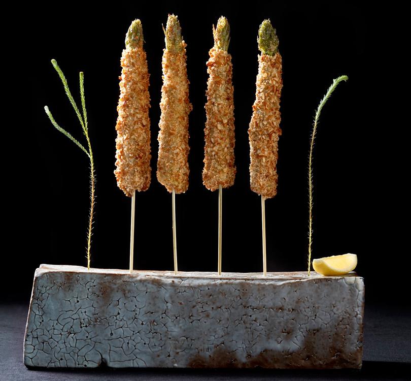 MEGU Original Crispy Asparagus 4pc