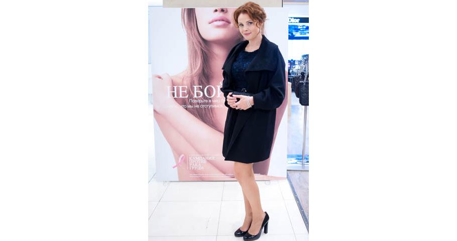 Екатерина Вуличенко, актриса
