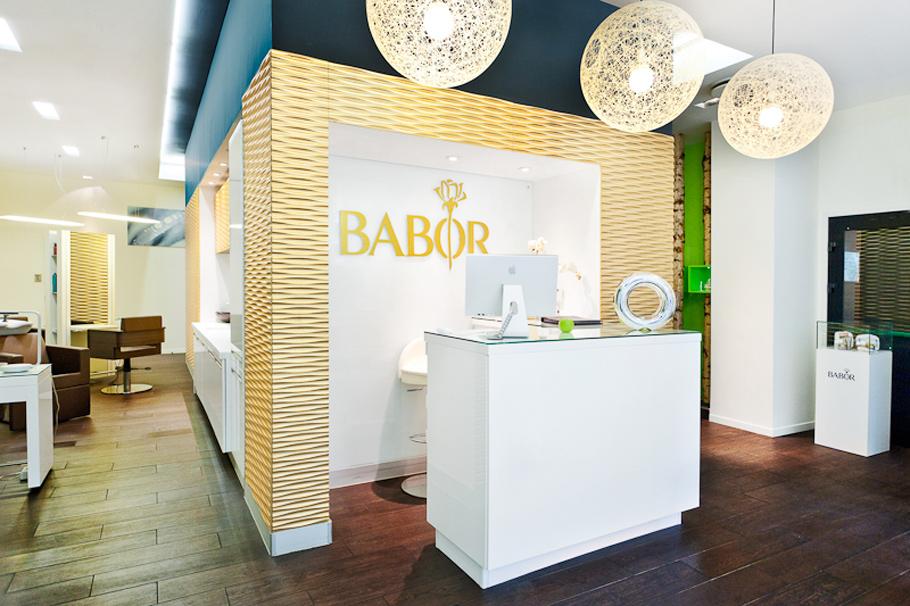 Институты красоты Babor    www.babor-institut.ru