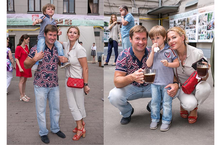 Ребята из«старой Москвы»