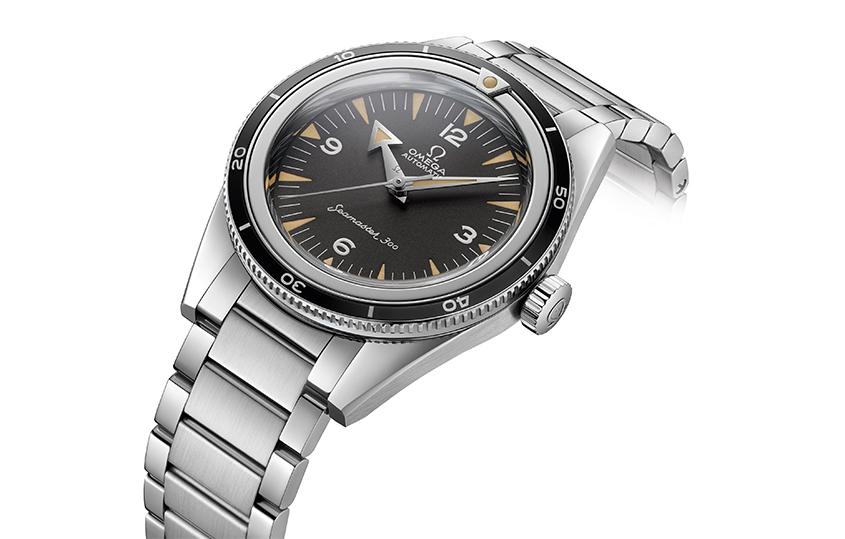 Часы изсерии Seamaster