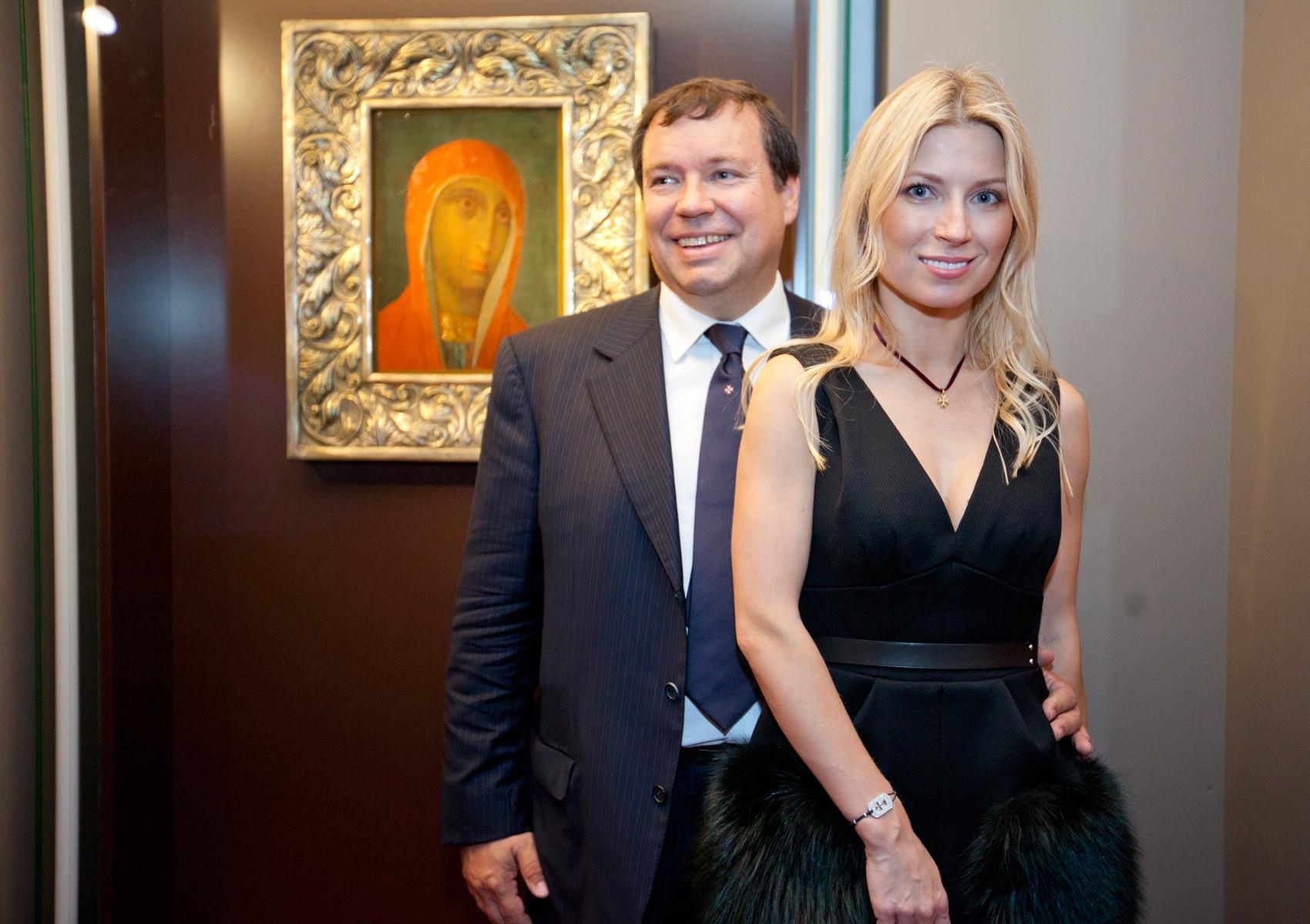 Приглашенные акторы Posta da VIP Никола Саворетти и Наталья Валевская