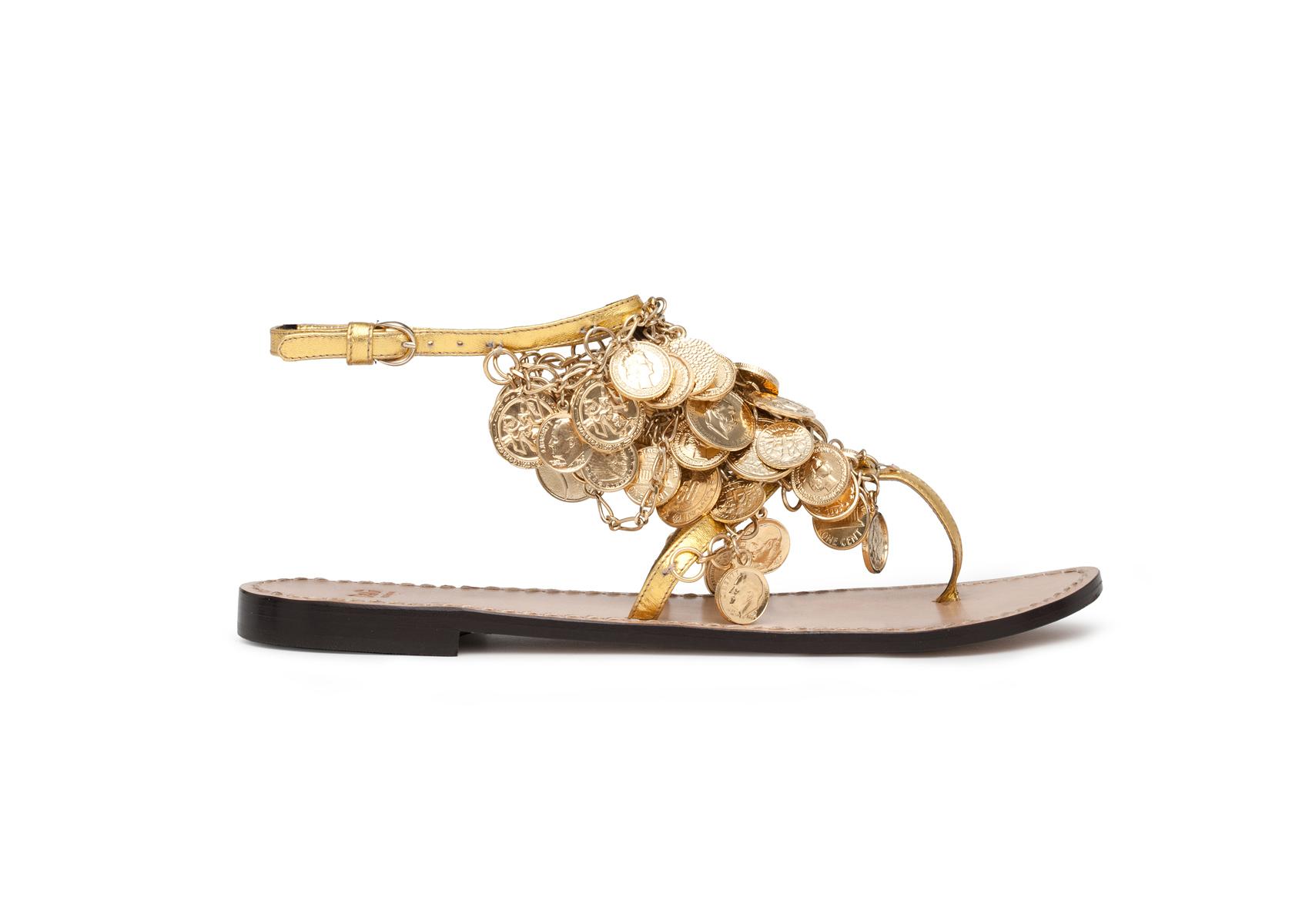 Сандалии, Dolce &Gabbana Третьяковский пр-д., 8, тел. (495) 933 3376