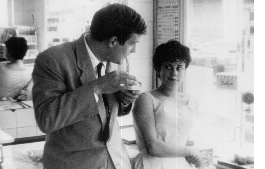 Булочница изМонсо.1963