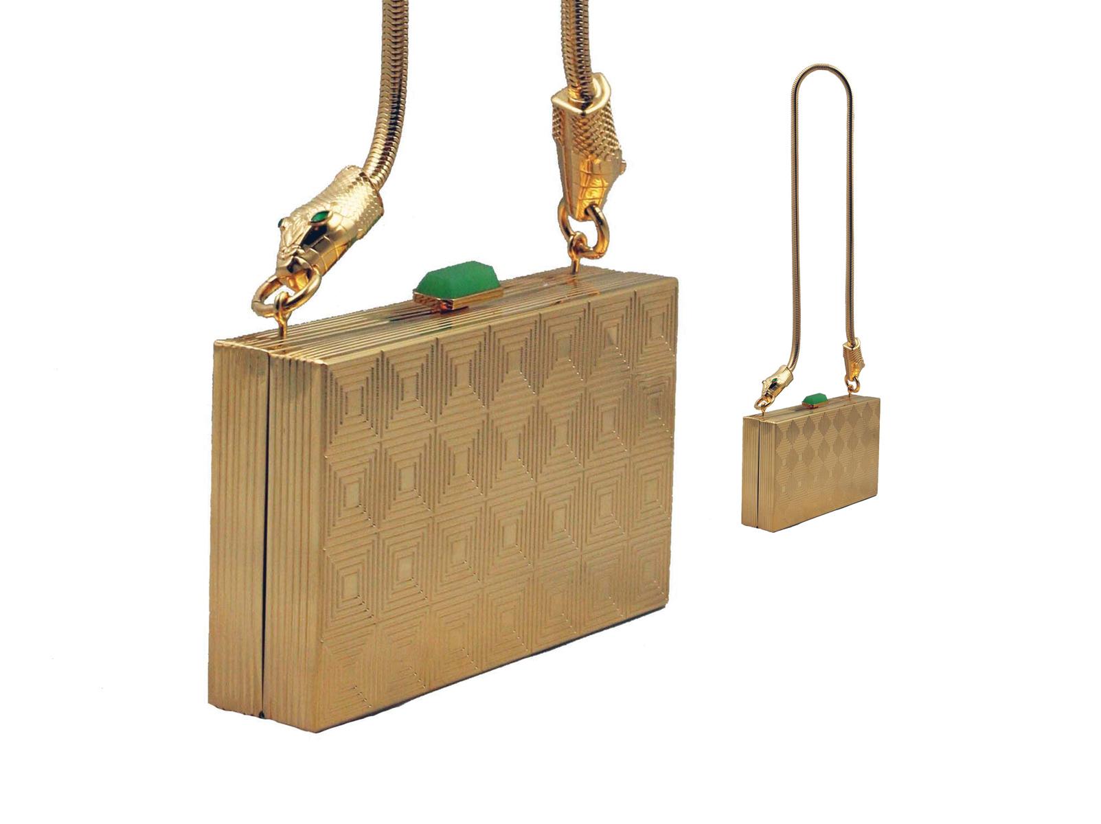 Сумка-коробочка, Ralph Lauren  Третьяковский пр., 1, тел. (495) 933 3384