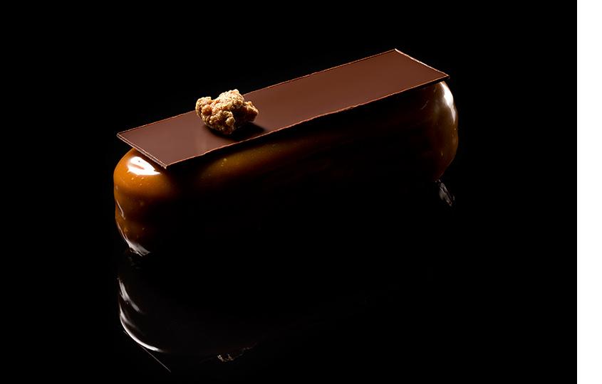 Молочный шоколад сфундуком иабрикосовым конфи