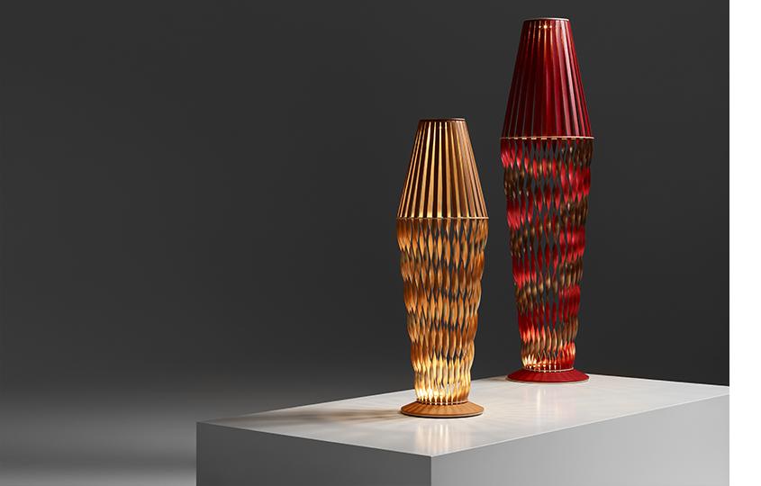 Настольная лампа, AtelierOï