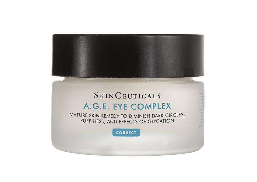 Антигликационный крем для кожи вокруг глаз против морщин, темных кругов и отеков A.G.E. Eye Complex, SkinCeuticals