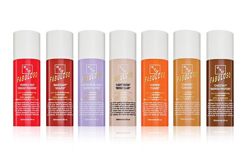 Тонирующие уходовые средства для разных оттенков волос для частого использования Fabuloso Pro