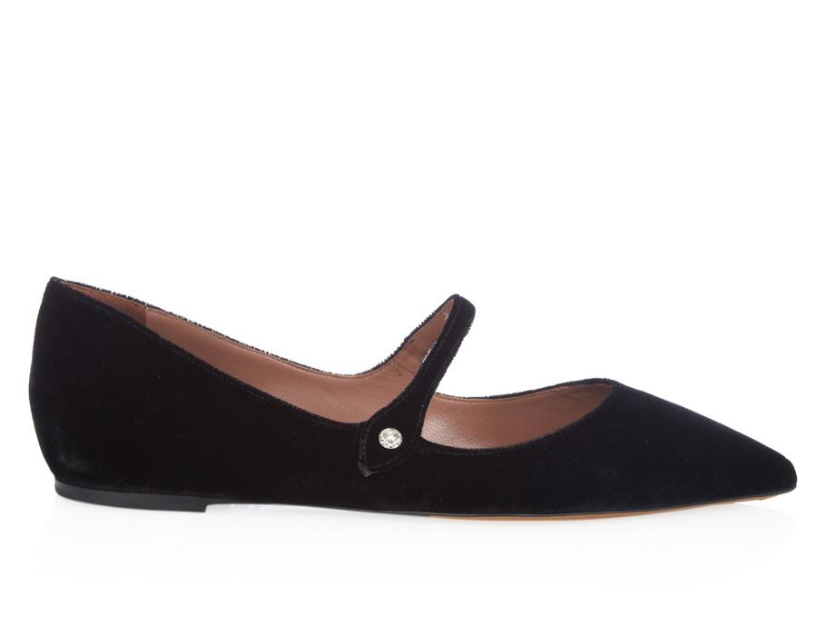 Туфли встиле Mary Jane наплоской подошве Tabitha Simmons