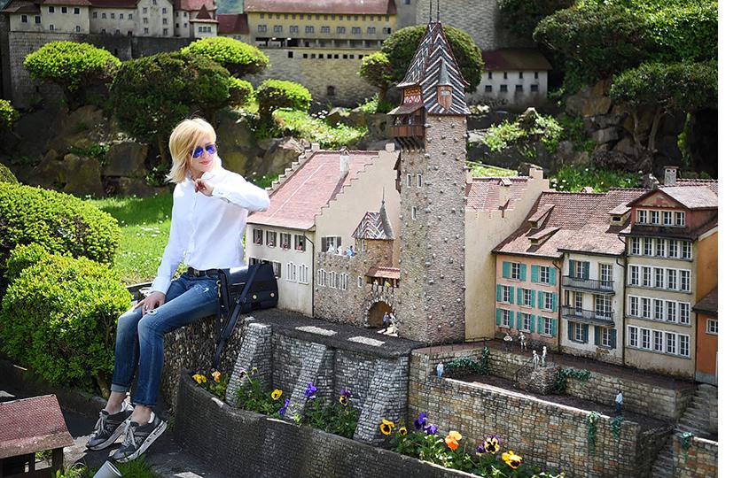 Парк Swiss Miniatur, Лугано