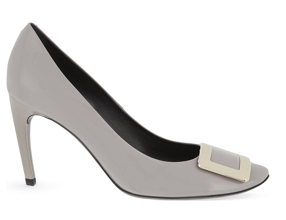 Классическая модель туфель спряжкой Roger Vivier