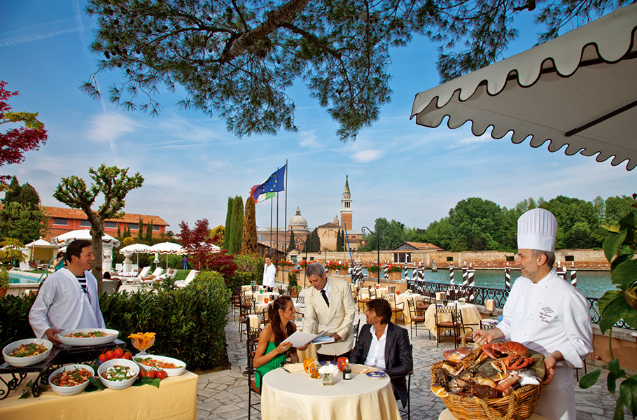 Ресторан Porticciolo
