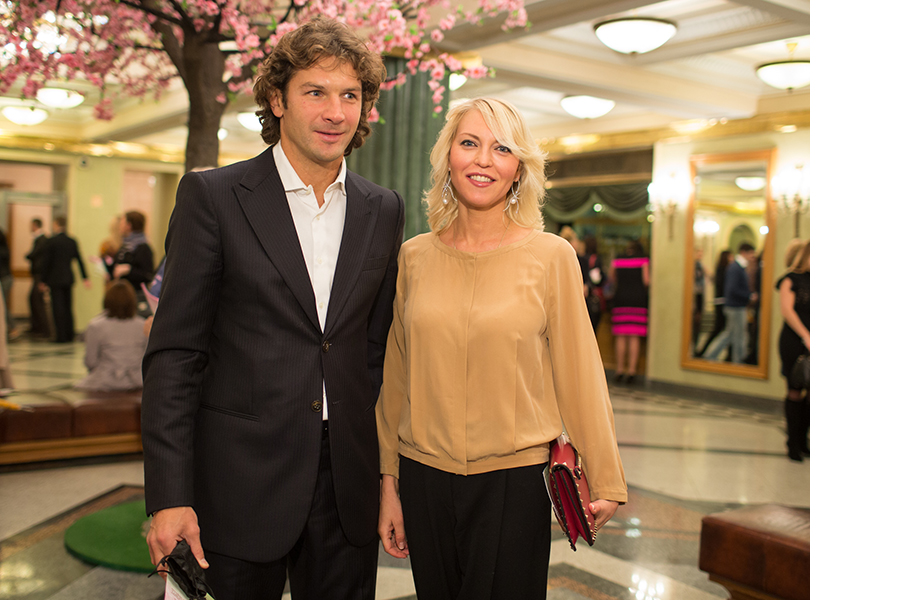 Дарья Михалкова и Дмитрий Сенников