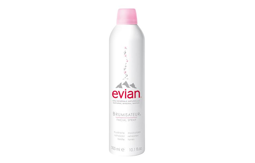 Термальная вода отEvian