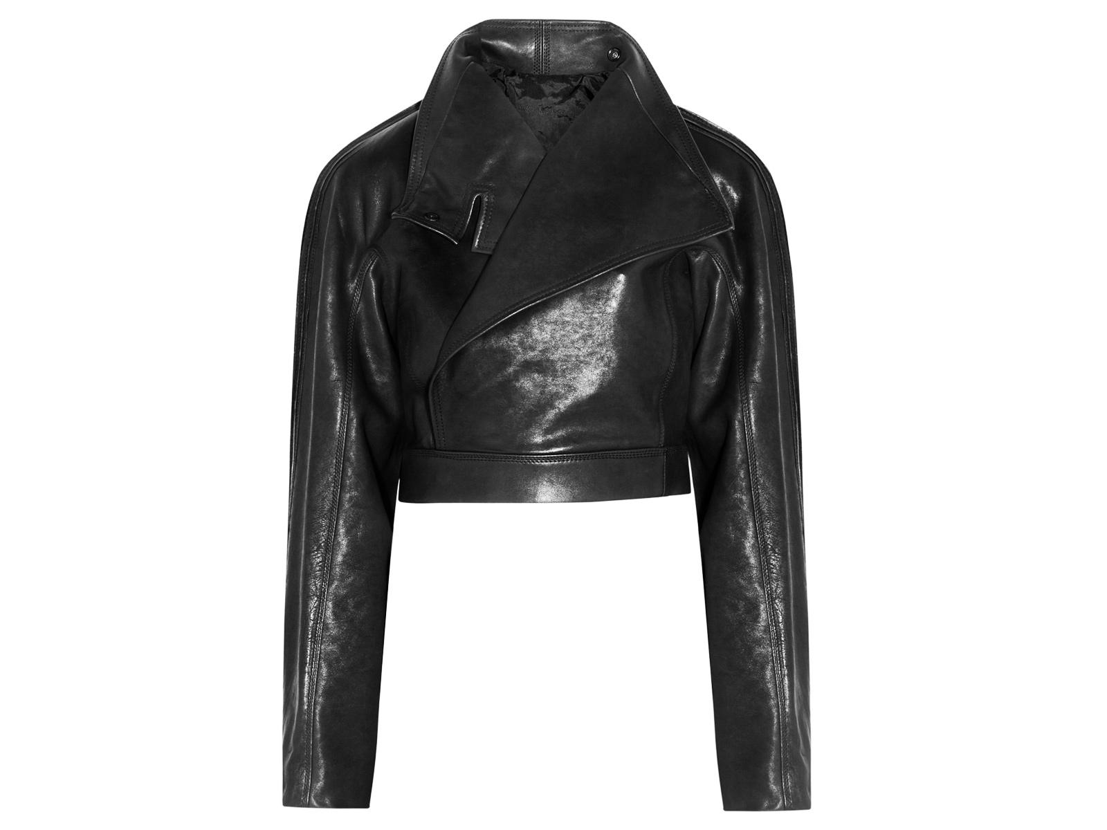 Куртка, Rick Owens  www.net-a-porter.com цена 68 000 руб.