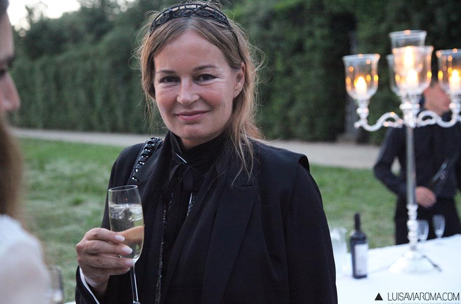 Ева Кавалли, супруга и«правая рука» Роберто Кавалли