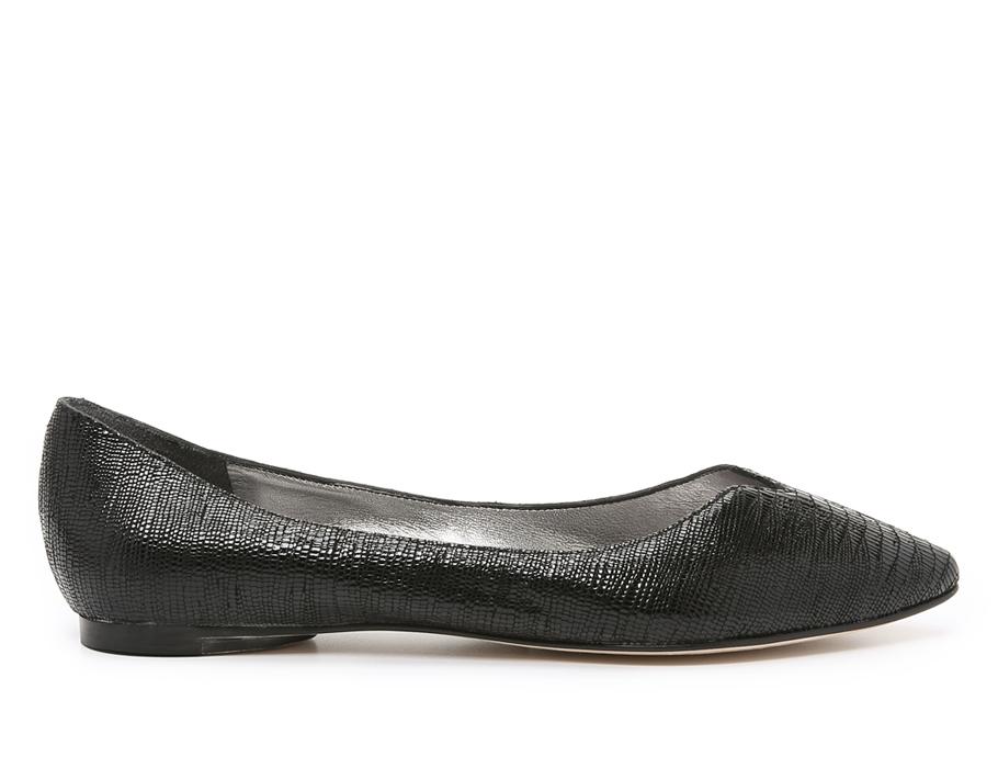 Синие туфли наплоской подошве Belle bySigerson Morrison