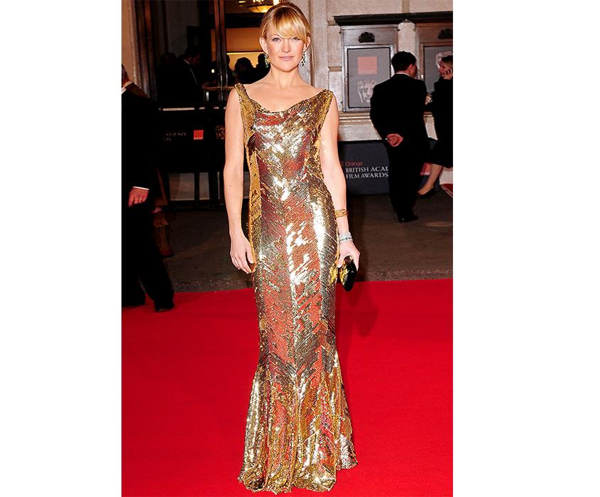 Кейт Хадсон нацеремонии BAFTA, 2008 год