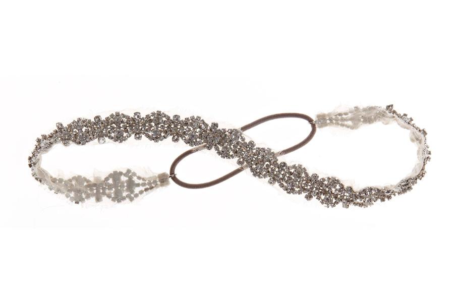 Повязка на голову из кристаллов, Jennifer Behr    ЦУМ, ул. Петровка, 2тел. (495) 933 7300