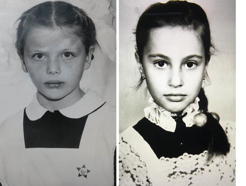 Анна Чурина   tt      Милана Королева