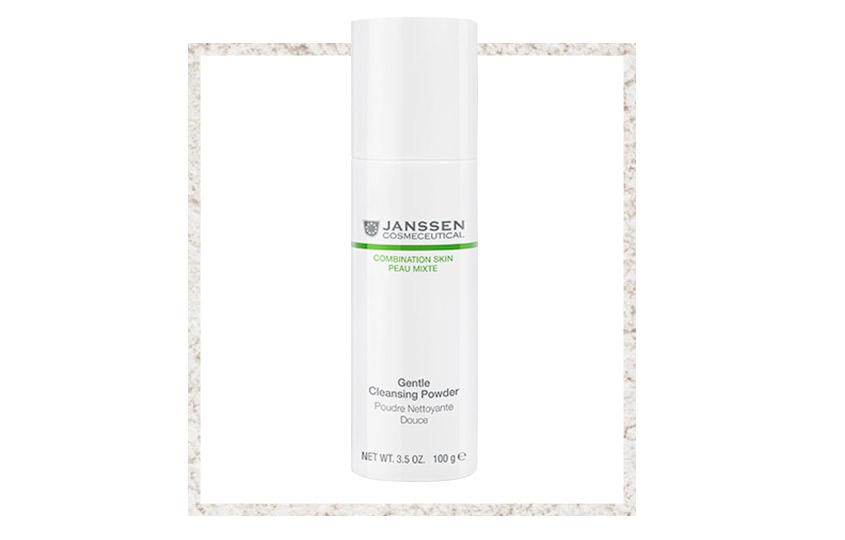 Gentle Cleansing Powder, Janssen Cosmetics