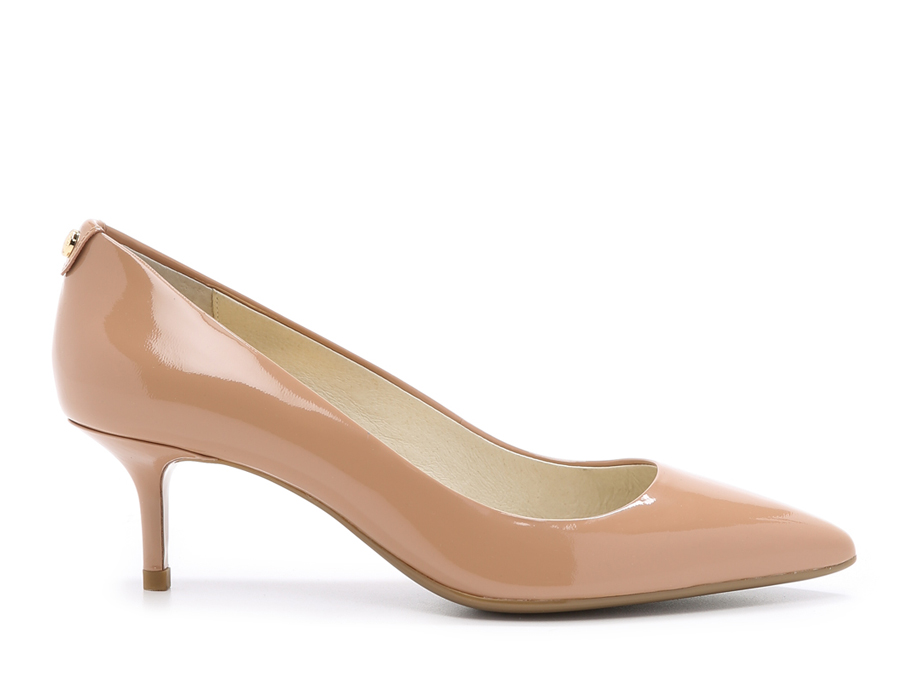 Лаковые туфли наневысокой шпильке MICHAEL Michael Kors