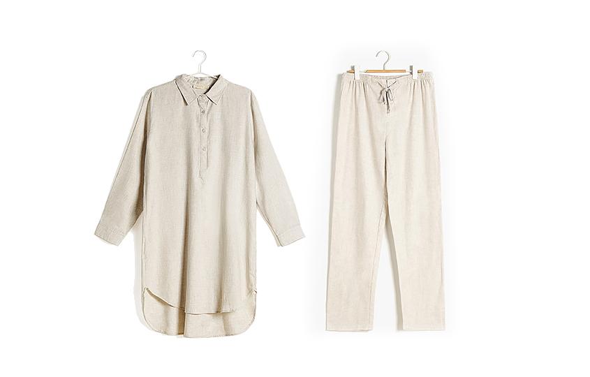 Фланелевая пижама, Zara Home