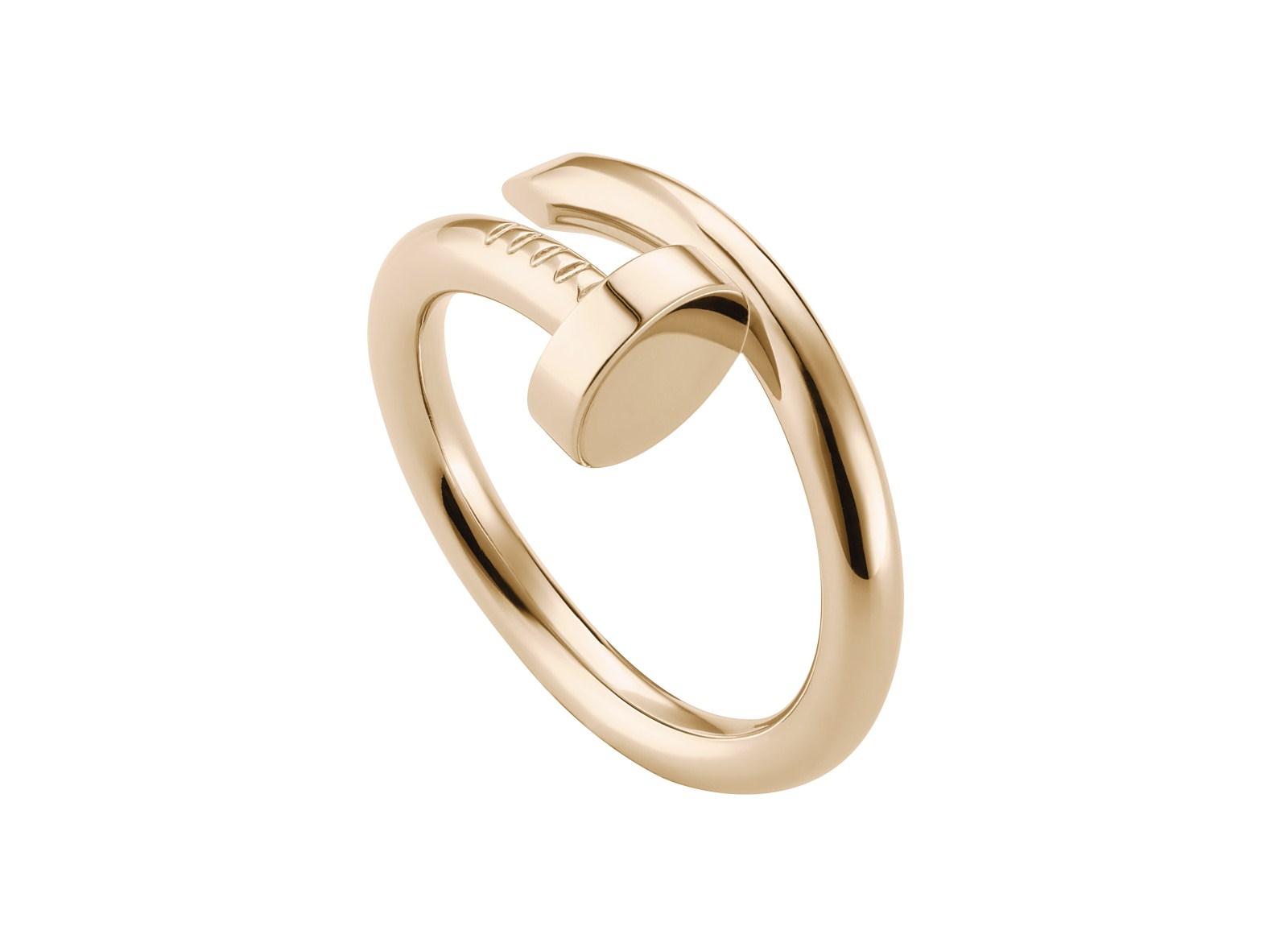 Кольцо из розового золота Juste un Clou