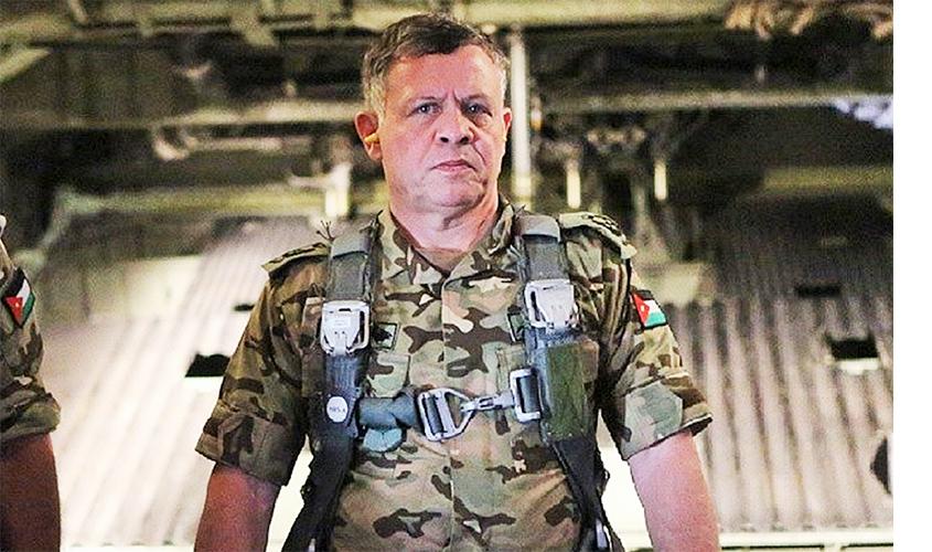 Король Иордании Абдалла