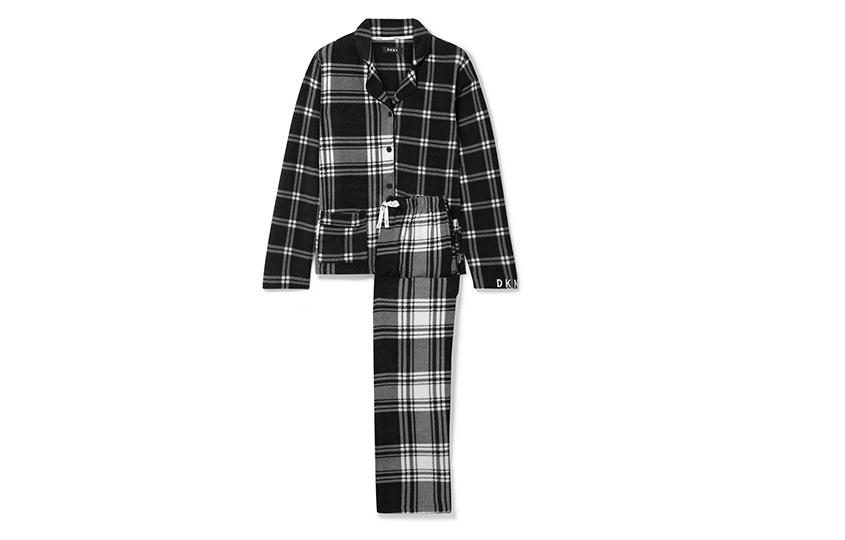 Флисовая пижама, DKNY