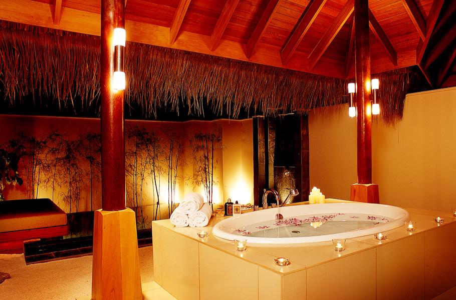 Отель Huvafen Fushi Spa Resort